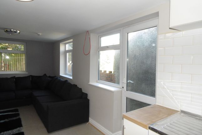 Living Room. of Merthyr Street, Cathays, Cardiff CF24