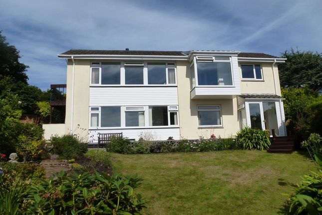 Thumbnail Detached house for sale in Mount Lidden, Penzance