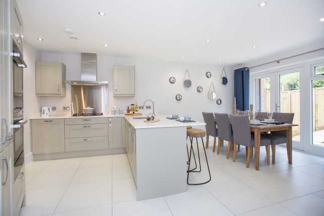 Thumbnail Mews house for sale in Plot 6, Grove Road, Lymington, Hampshire