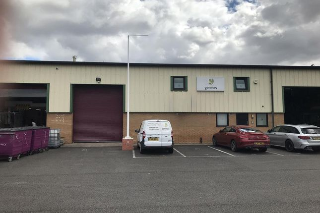 Thumbnail Light industrial for sale in Unit B4, South Point Industrial Estate, Cardiff