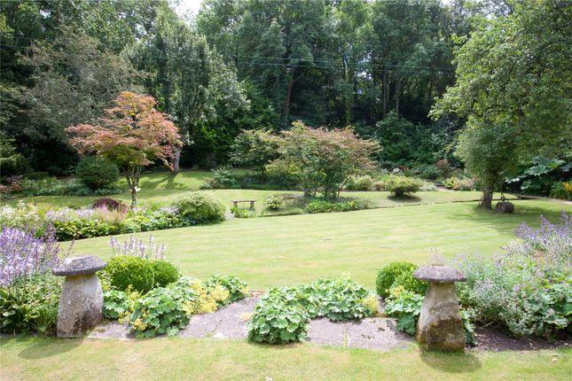 Garden View of Parkwater Lane, Whiteparish, Salisbury SP5