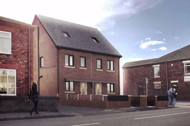 Thumbnail Semi-detached house for sale in Atherton Road, Hindley Green, Wigan