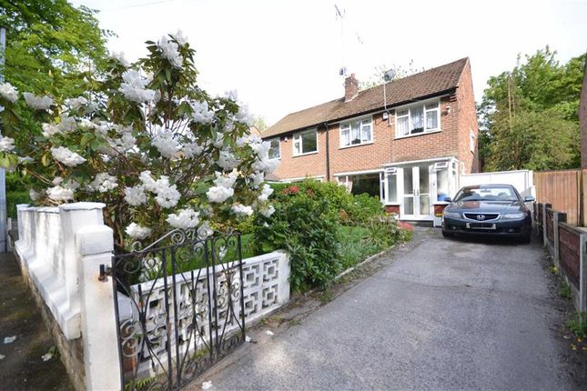 Thumbnail Semi-detached house for sale in Carlton Road, Whalley Range, Manchester