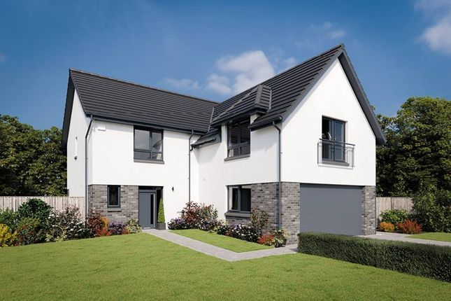 "Thumbnail Detached house for sale in ""The Farl"" at Lawmarnock Road, Bridge Of Weir"