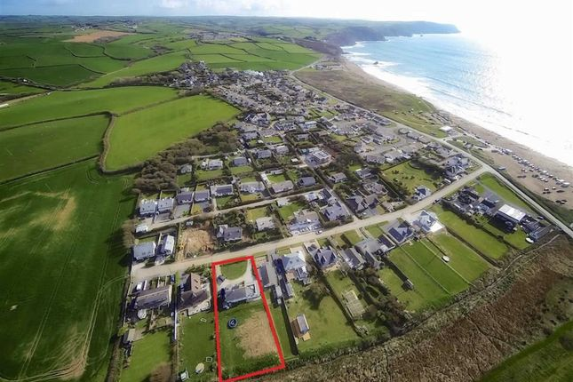 Thumbnail Detached house for sale in Maderia Drive, Widemouth Bay, Bude, Cornwall