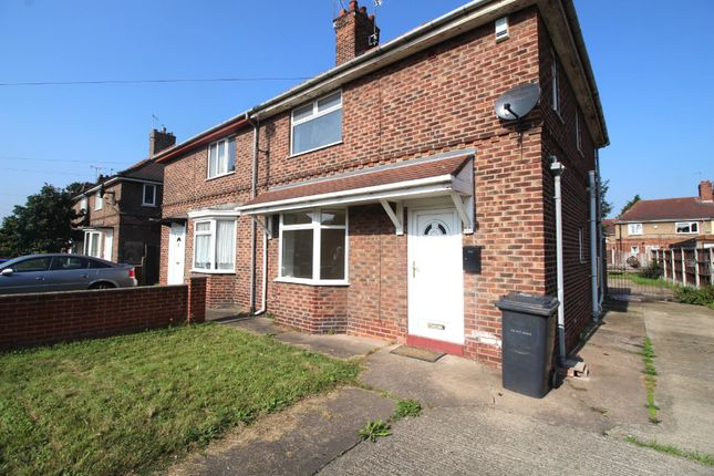 Thumbnail Semi-detached house for sale in Shaftsbury Avenue, Intake, Doncaster, South Yorkshire