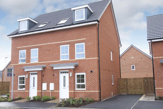"3 bedroom end terrace house for sale in ""Norbury"" at Red Lodge Link Road, Red Lodge, Bury St. Edmunds"