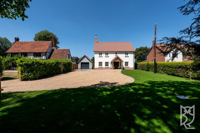 Thumbnail Property for sale in Bury Road, Rickinghall, Suffolk