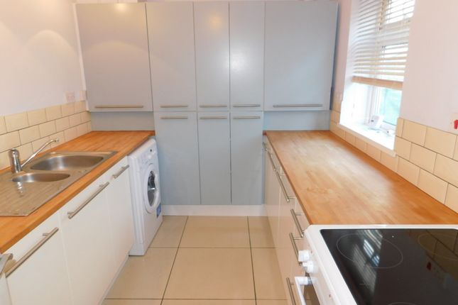 Thumbnail Flat to rent in St. Barbara Way, Portsmouth