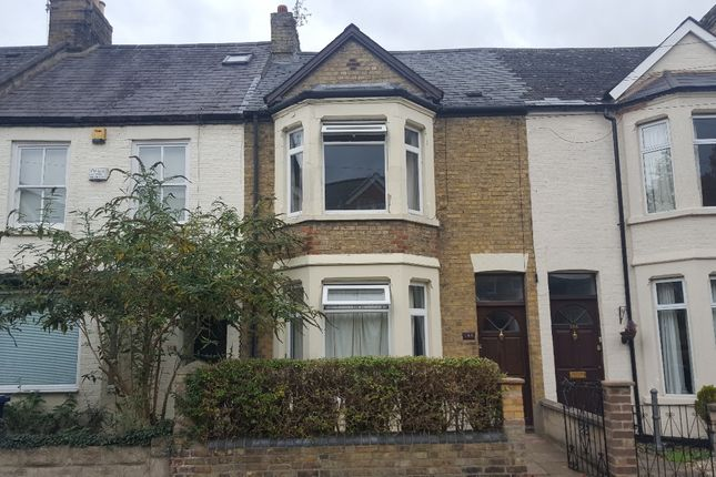 Thumbnail Terraced house to rent in Marlborough Road, Oxford