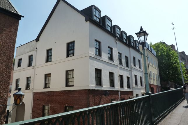1 bed maisonette to rent in Lower North Street, Exeter EX4