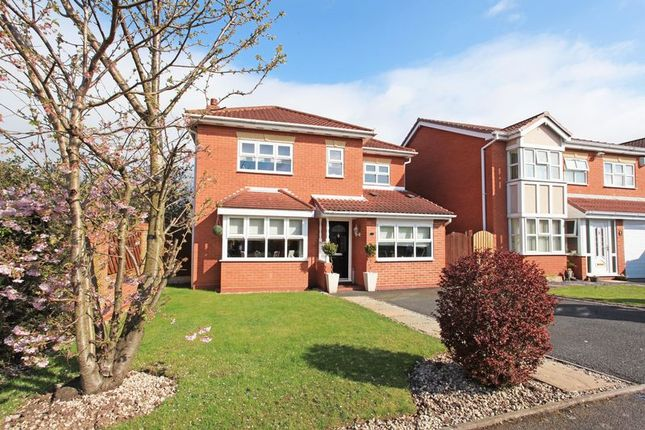 Thumbnail Detached house for sale in 1 Rembrandt Drive, Shawbirch, Telford