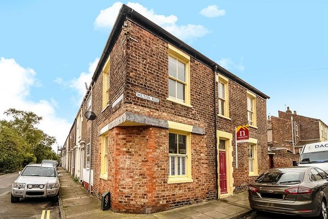 Thumbnail End terrace house for sale in 1 Wilton Rise, York, 4