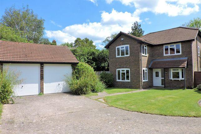 4 bed detached house to rent in Burnham Wood, Fareham PO16