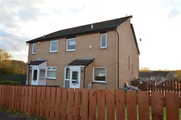 Thumbnail Semi-detached house for sale in Broughton Drive, Summerston, Glasgow
