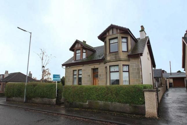 Thumbnail Detached house for sale in South Biggar Road, Airdrie, North Lanarkshire