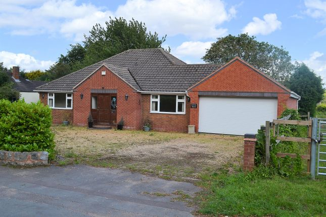 Thumbnail Detached bungalow for sale in Common Lane, Whittington, Lichfield