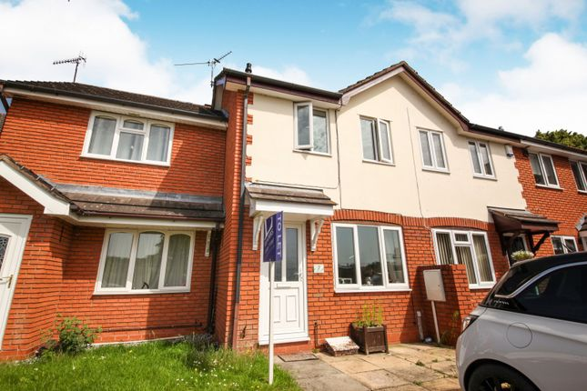 2 bed terraced house to rent in The Firs, Droitwich Spa, Worcestershire WR9