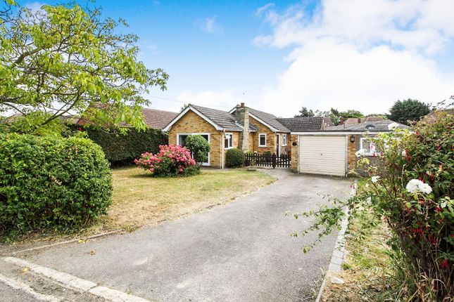Thumbnail Detached bungalow for sale in Stores Lane, Tiptree, Colchester