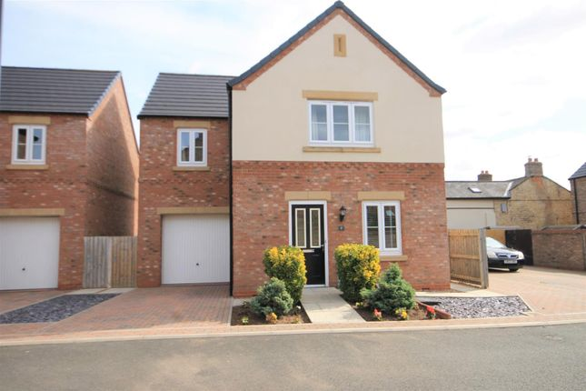Thumbnail Detached house for sale in Dales View, Morton On Swale, Northallerton