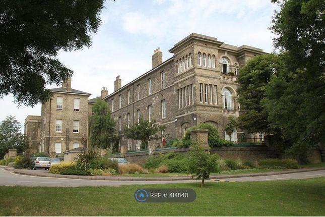 Thumbnail Flat to rent in Royal Herbert Pavilions, London