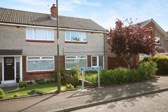 Thumbnail Semi-detached house for sale in Firwood Drive, Bo'ness