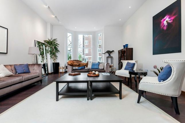 Thumbnail Maisonette for sale in Vicarage Gate, London