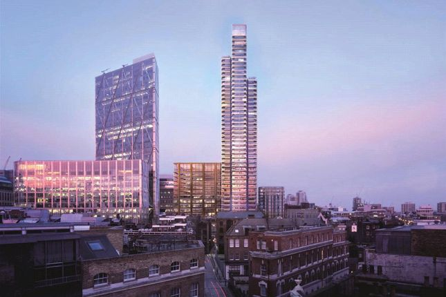 Thumbnail Flat for sale in Principal Tower, Shoreditch High Street, London