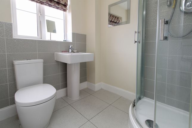 En-Suite of Manor House Court, Chesterfield S41