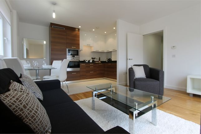 Thumbnail Flat for sale in 29 Forge Square, Harbinger Road, London