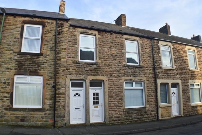 Thumbnail Flat to rent in Cleadon Street, Consett