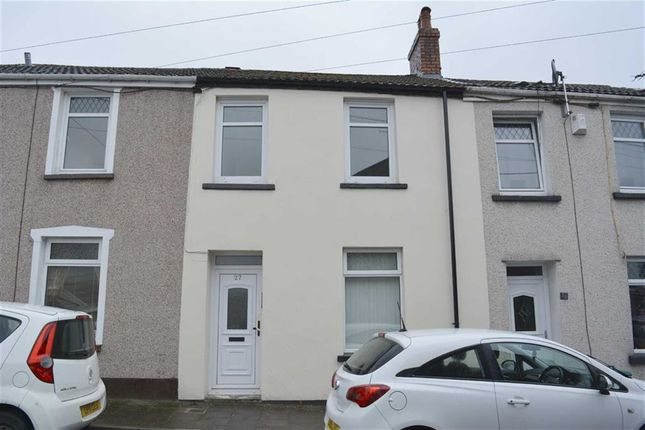 Thumbnail Terraced house to rent in Sunnybank Street, Aberdare, Rhondda Cynon Taff