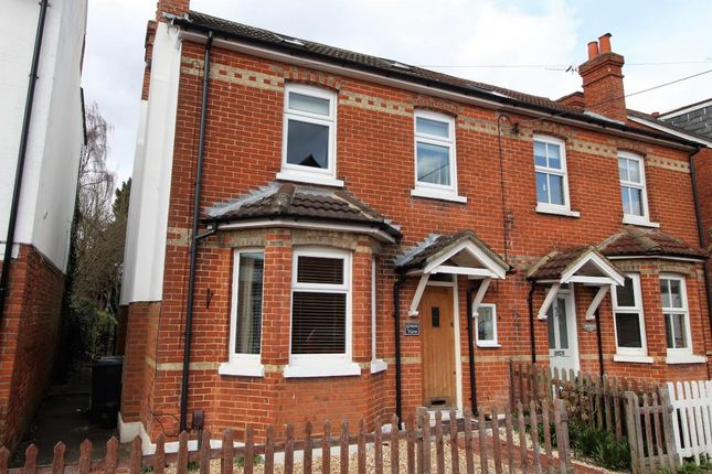 Thumbnail Semi-detached house for sale in Buckhurst Road, Frimley Green