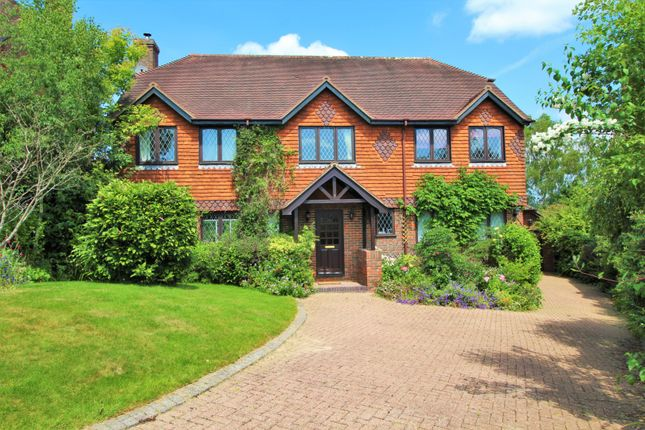 Thumbnail Detached house for sale in Glenleigh Walk, Robertsbridge