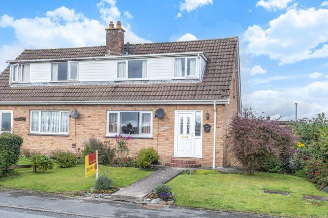 Thumbnail Semi-detached house for sale in Llandrindod Wells, Powys