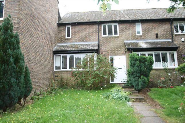 Thumbnail Terraced house for sale in Bridgewater Way, Bushey
