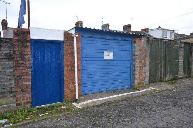 Garage of Chesshyre Street, Brynmill, Swansea SA2