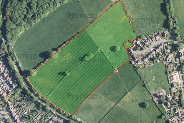Thumbnail Land for sale in Ellesmere Drive, Trowell, Nottingham