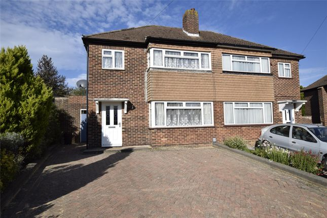 Thumbnail Property to rent in Daleside Close, Orpington, Kent