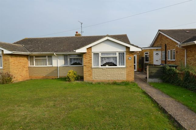 Thumbnail Terraced bungalow for sale in Highgate Road, Whitstable