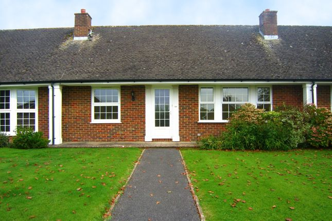 Thumbnail Terraced bungalow to rent in The Welkin, Lindfield, Haywards Heath