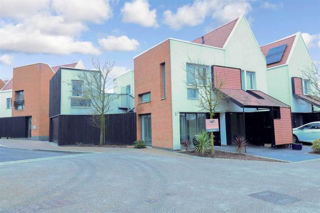 4 bed detached house for sale in Great Auger Street, Newhall, Harlow CM17