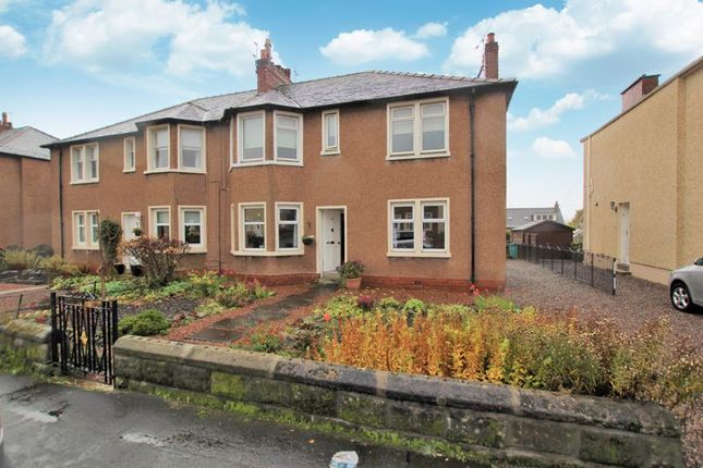 Thumbnail Flat for sale in Viewpark Road, Motherwell
