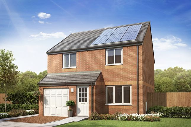 """3 bed detached house for sale in """"The Kearn"""" at Sharphill Road, Saltcoats KA21"""