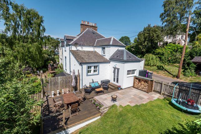 Thumbnail Semi-detached house for sale in Manse Lane, Tannadice, Forfar