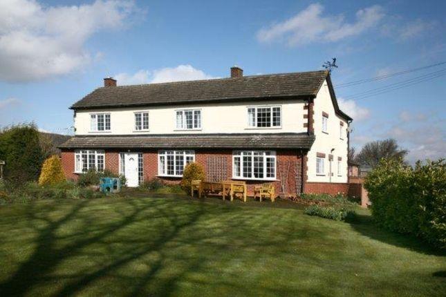 Thumbnail Detached house for sale in Lullington Road, Edingale, Tamworth