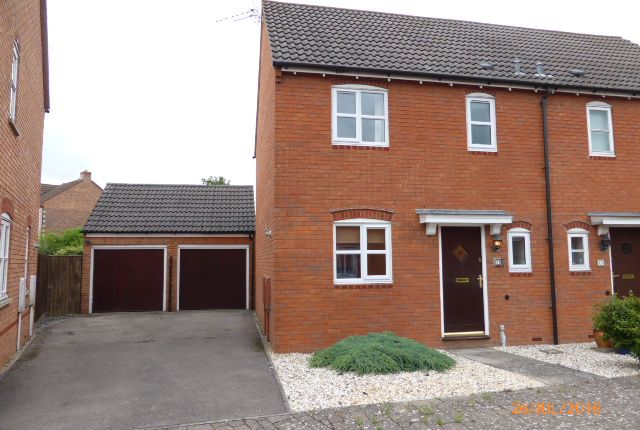 3 bed semi-detached house to rent in Hawkmoth Close, Walton Cardiff, Tewkesbury GL20