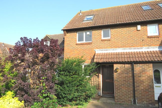 Thumbnail End terrace house for sale in Princes Mews, Royston