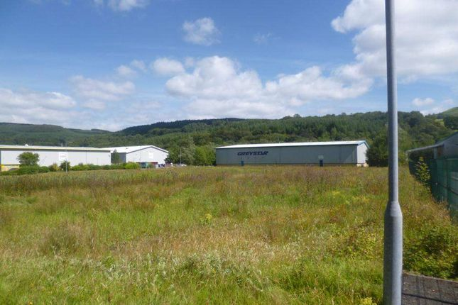 Thumbnail Light industrial for sale in Land At Vale Of Neath Business Park - Plot C2, Resolven