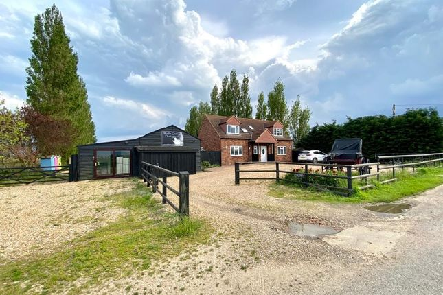 Thumbnail Bungalow for sale in Horsehead Drove, Three Holes, Wisbech